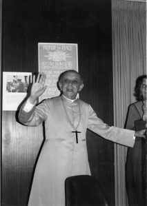 Dom Helder Camara, 1982