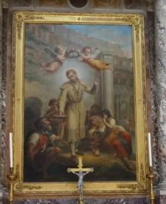 St. Benedict Joseph Labre
