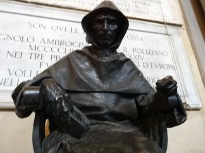 Savornarola, in San Marco church, Florence