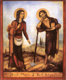 Maria and Isidore (NCRLC image)