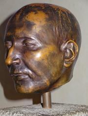 St. Ignatius death mask