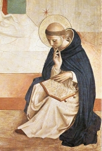 St. Dominic (by Fra Angelico)