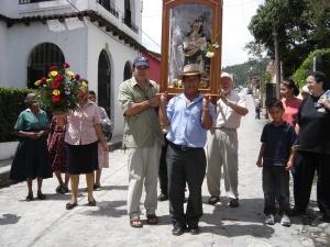 Santa Rosa de Copån, 2007