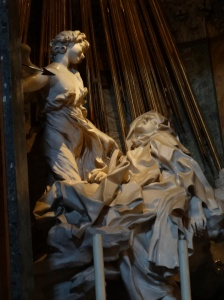 Saint Teresa in Ecstasy (by Bernini