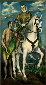 El Greco's St. Martin