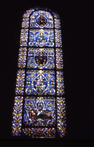 Tree of Jesus window, Canterbury Cathedral