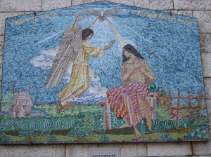 Philippine Annunciation, Basilica of the Annunciation, Nazareth