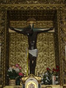 Cristo negro de Intibucá