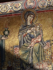 Nursing Mother of God