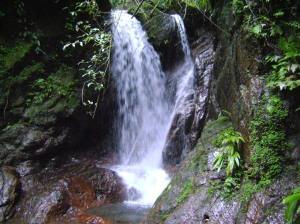 WaterfallHonduras