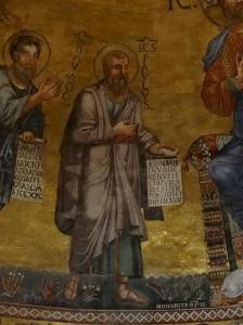 Mosaic, St.Paul outside the walls