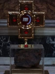 Relic of Father Jerzy Popieluszko