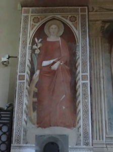 St. Catherine, in San Miniato, Florence