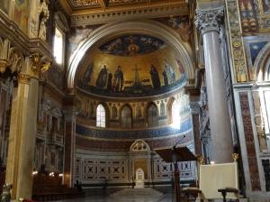St. John Lateran - apse