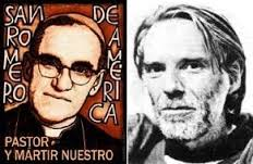Monseñor Romero and Padre Luis Espinal