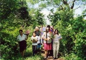 2001 procession