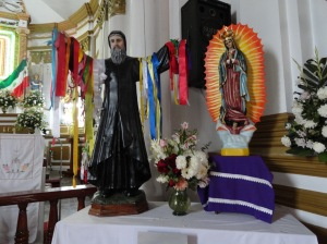 Iglesia Guadalupe, San Cristóbal de las Casas, Chiapas, México