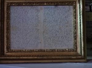 Letter of Blessed Franz Jägerstätter