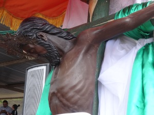 Cristo negroIntibuca