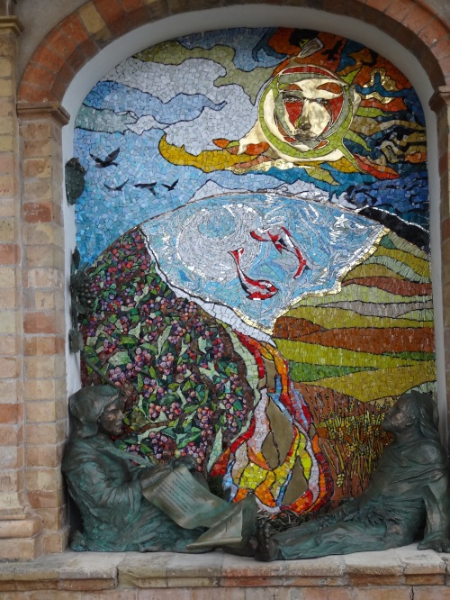 Near San Damiano, Assisi